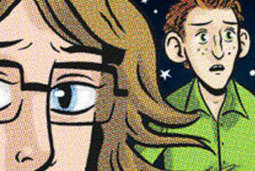 A Wrinkle in Time, worthy graphic novel adaptation | Y.A. Australian Books for Boys | Scoop.it