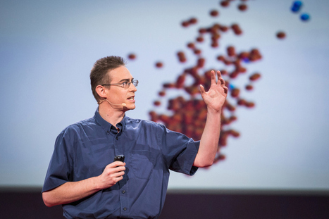 How microbes could cure disease: Rob Knight at TED2014 | TED Blog | santé | Scoop.it