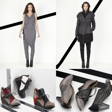 IXOS the new total look collection fw2013/14   Le Marche & Fashion   Scoop.it