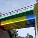 Le pont Lego de Wuppertal | Allemagne tourisme et culture | Scoop.it