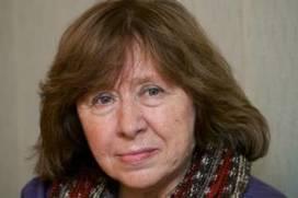 Svetlana Alexievich, la primera periodista que gana el premio Nobel ... - BBC Mundo | Comunicación Periodística | Scoop.it