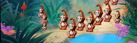 Underwater Monkeys & Nikela's Future   Wildlife Conservation: People and Stories   Scoop.it