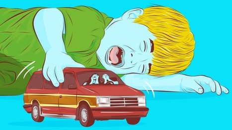 How To Survive A Long Car Trip With Your Kids | Bazaar | Scoop.it