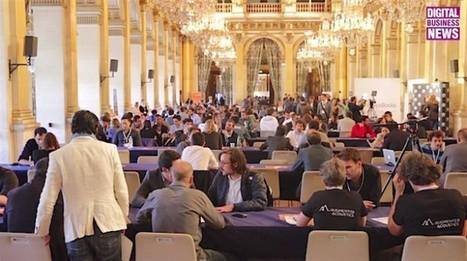 1001 startups au Hacking de l'Hôtel de Ville de Paris le 24 mars - Digital Business News | Transformation digitale : marketing, communication, usages | Scoop.it