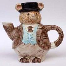 Unusual Novelty Teapots | Collectible Pottery and Porcelain | Scoop.it