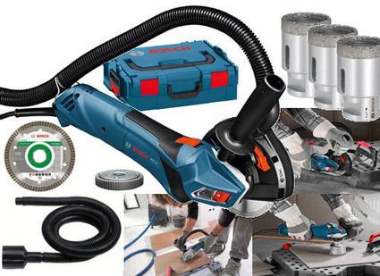 Le découpeur de Carrelage GCT 115 Bosch Professional en test chez Zone-outillage.fr | Le monde de l'outillage professionnel | Scoop.it