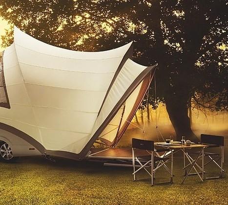 Camping, Glamping et Village de plein air - Jacques Tang | Tourisme et e-tourisme | Scoop.it