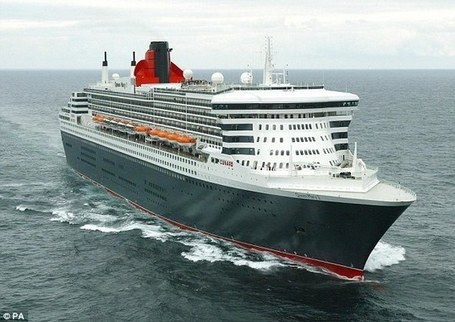 More than 200 passengers on Queen Mary 2 fall sick with vomiting and diarrhea on exclusive Christmas Cruise | MN News Hound | Scoop.it