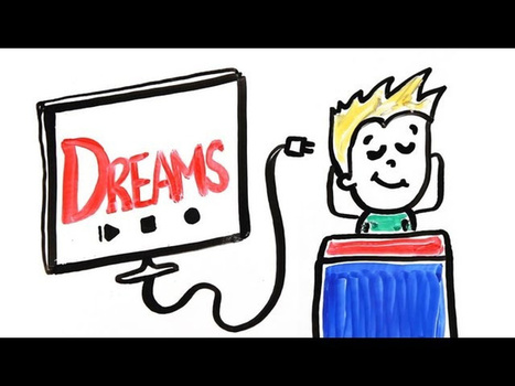 Can We Invent Technology to Record Our Dreams? - Gizmodo | man Technology | Scoop.it
