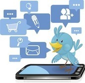 The Business Benefits Of Twitter [INFOGRAPHIC] - AllTwitter | Infographics & Visual Info | Scoop.it