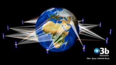 Internet dans l'espace : 5 questions pour tout savoir sur la nouvelle guerre des étoiles | IT Corner | Scoop.it