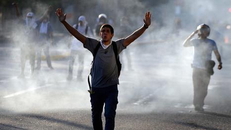 Venezuela's Maduro left alone to deal with protests — RT Op-Edge   Communism in Venezuela   Scoop.it
