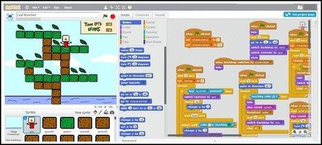 Scratch arriva a scuola: al via i corsi di coding per i piccoli di NTT Data   App, social, internet bambini e ragazzi   Scoop.it