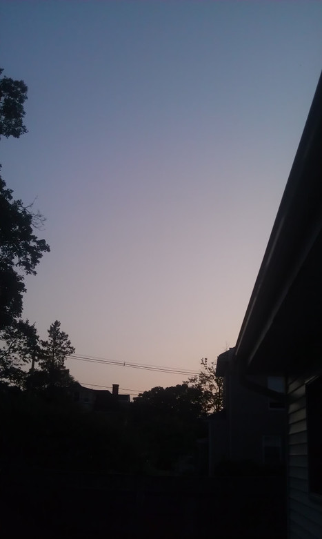 Watchin that sunrise...time for us vampires to turn in... on Twitpic | Vampires | Scoop.it