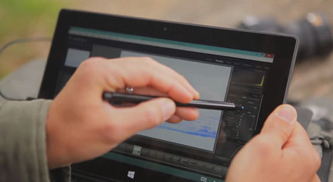 See how one photographer uses his Microsoft Surface Pro in his daily life | Surface Pro | Scoop.it