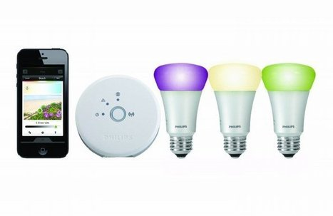 Philips Hue Starter Kit Lampadina LED con app Android - Caotic.it   Prodotti Elettrici: Guide e Recensioni   Scoop.it