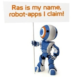 Ras goes to Robot Block Party at Stanford University | The Robot Times | Scoop.it