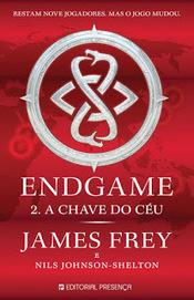 Pedacinho Literário: Endgame 2 - A Chave do Céu, James Frey & Nils Johnson-Shelton [Divulgação]   Ficção científica literária   Scoop.it