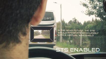 Voir à travers un véhicule pour mieux le dépasser | Ma veille - Technos et Réseaux Sociaux | Scoop.it