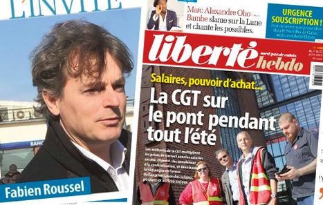 Une seconde vie pour «Liberté Hebdo» | DocPresseESJ | Scoop.it