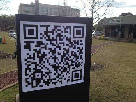 Mystery posts promote downtown event: QR codes appeared in advance of ... - Montgomery Advertiser | Civic Innovation | Scoop.it