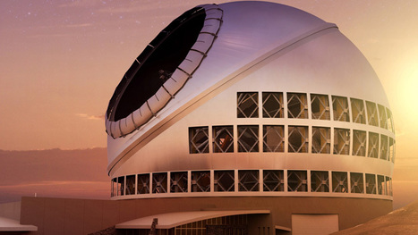 Hawaii land board approves plan to build world's largest telescope atop Mauna Kea summit | Amazing Science | Scoop.it