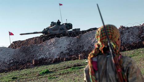 CNA: Los kurdos pagan por sus errores en Siria | La R-Evolución de ARMAK | Scoop.it