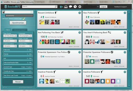 Mieux connaître sa communauté : zoom sur SocialBro | Gérer sa communauté sur la toile | Scoop.it