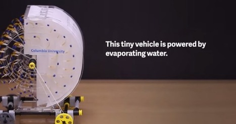 Powered By Humidity And Evaporation: There Are So Many Ways To Harness Energy! | 21st Century Craft & Pride | Scoop.it