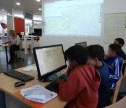 Apprendre la géographie en CM1 en cartographiant son quartier » VousNousIls | Cartes libres et médiation numérique | Scoop.it