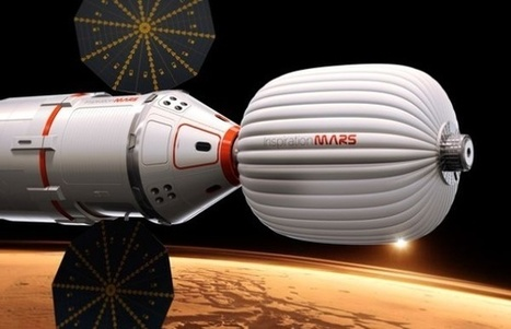 Serious Intent About 2018 Human Mars Mission | Science Wow Factor | Scoop.it