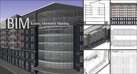 Implementing BIM - The viewpoint of an architect | BIM Building Enginneer | Scoop.it