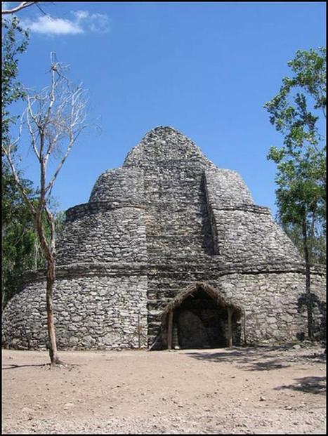 Descubre Coba... una increible ciudad en la selva... | La antigua civilización Maya | Scoop.it