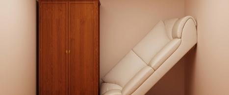 Aménager un petit espace : 10 conseils malins | Immobilier | Scoop.it