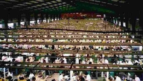 Chine : la fin du travail bon marché | Econopoli | Music, Medias, Comm. Management | Scoop.it