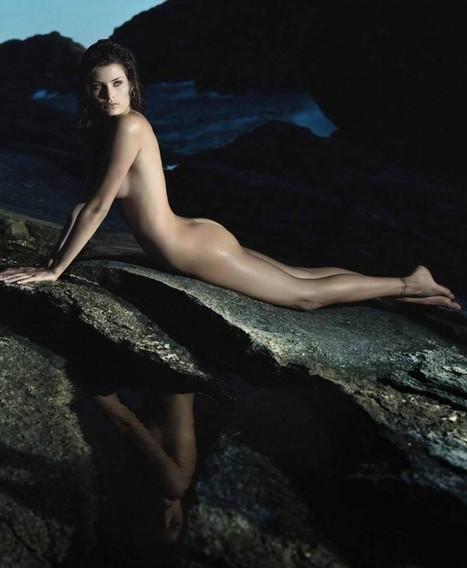 Photos : Isabeli Fontana nue | Radio Planète-Eléa | Scoop.it
