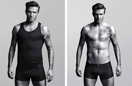 BECKHAM BOWL! David Beckham To Appear In Super Bowl Ad In Underwear | TonyPotts | Scoop.it
