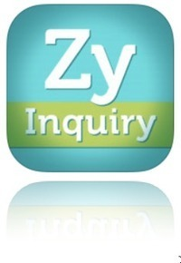 Zydeco Inquiry App | iPads and Tablets in Education | Scoop.it