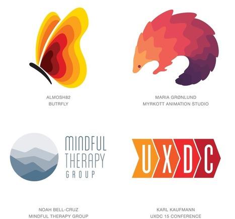 Planet Design » Тренды в логотипах 2016   brand   Scoop.it