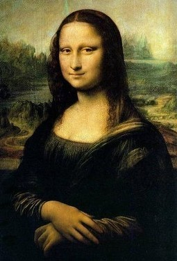 Hidden portrait painted beneath Mona Lisa, French scientist claims | Artdictive Habits : Sustainable Lifestyle | Scoop.it
