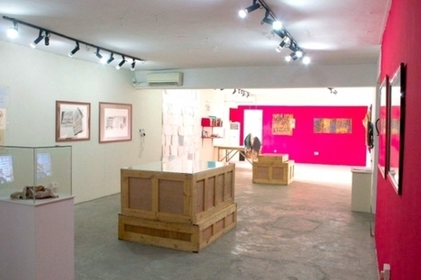 CCA,Lagos,  end of El Anatsui exhibition : Playing with Chance | My Africa is... | Scoop.it