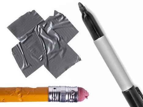 DIY tricks for fashion emergencies | iVillage UK | Fashion DIY | Scoop.it