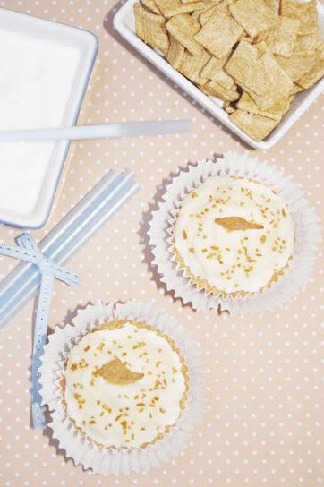Cupcakes de Cereales Golden Grahams y... más cambios | Una nova dèria: cupcakes | Scoop.it