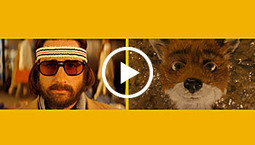 A Glimpse Into How Wes Anderson Creatively Remixes/Recycles Scenes in His Different Films | Books, Photo, Video and Film | Scoop.it