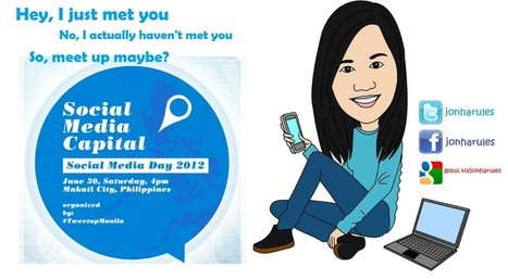 Social Media Day in the Philippines 2012 | EPIC Infographic | Scoop.it