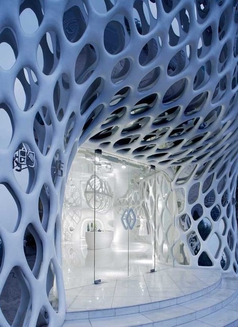 The Romanticism Shop | SAKO Architects | AL_TU research | Scoop.it