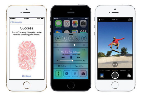 Everything You Need To know About The Apple iPhone 5S - The LA Fashion magazine | Best of the Los Angeles Fashion | Scoop.it