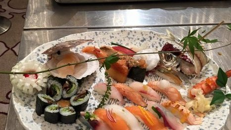 Global Sushi Challenge: le chef Nantais Anthony N'guyen était dans ... - Francetv info | Cuisine japonaise | Scoop.it