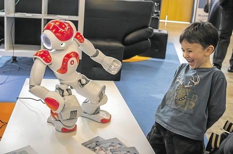 Le plan du gouvernement pour aider la robotique | The Blog's Revue by OlivierSC | Scoop.it
