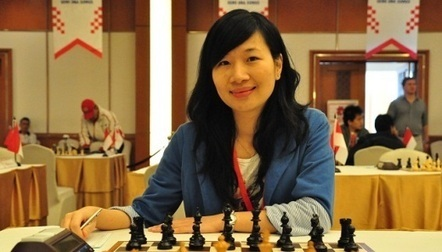 Chess News & Events: Hoang Thanh Trang is European Women's Chess Champion   Chess Around The World   Scoop.it